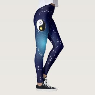Yin Yang Sun & Moon Leggings