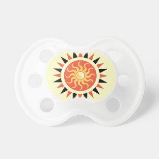 Yin yang sunshine baby pacifier