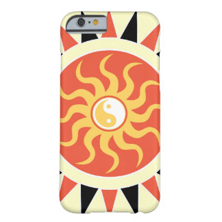 Yin yang sunshine barely there iPhone 6 case