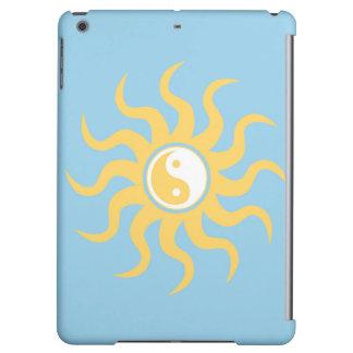 Yin yang sunshine iPad air case