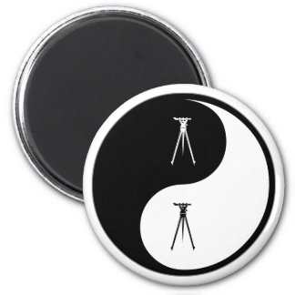 Yin Yang Surveying Magnet