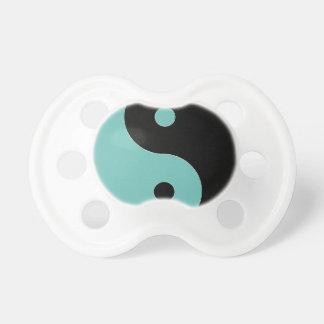 YIN YANG Symbol Baby Pacifier