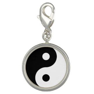 Yin Yang Symbol Charm