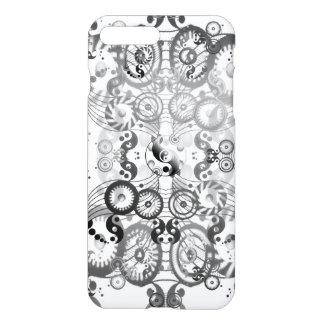 Yin yang symbol pattern iPhone 7 plus case
