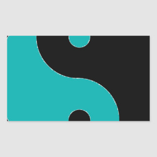 YIN YANG Symbol Sticker