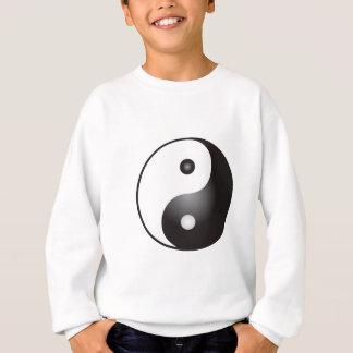 Yin Yang Symbol: Sweatshirt