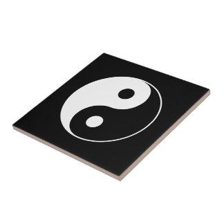Yin Yang Symbol Tile