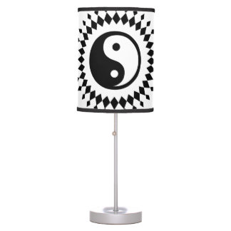 Yin Yang Table Lamp