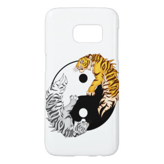 Yin & Yang Tigers Samsung Galaxy S7 Case