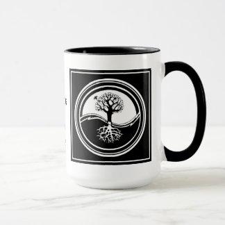 Yin Yang Tree ~ Balance Mug