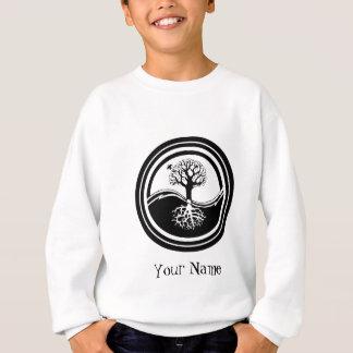 Yin Yang ~ Tree Shirt