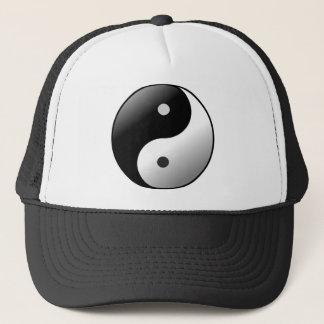 Yin Yang Trucker Hat