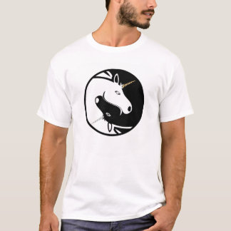 Yin Yang Unicorns T-Shirt