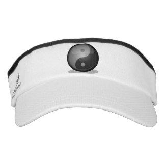 Yin yang visor