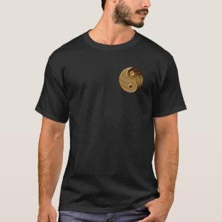 Yin Yang Volleyball Shirt - Badge