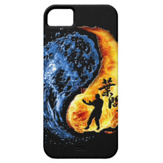"Yin Yang - Wing Chun ""Kung Fu"" Ip Man Linage iPhone 5 Cover"
