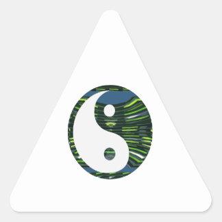 YIN YANG YINyang balance chinese symbol NVN248 Stickers