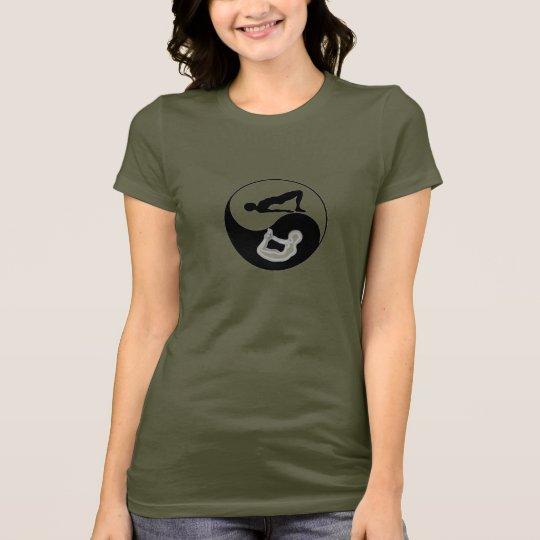 Yin-Yang Yoga T-Shirt