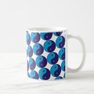 yin yang zen meditation tao coffee mug