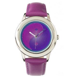 yin-yang zen meditation wrist watches