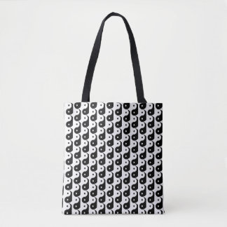 Ying and Yang Tote Bag