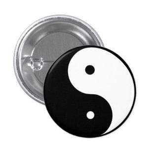 ying Yang Pins