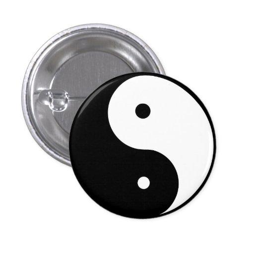 ying & Yang Pins
