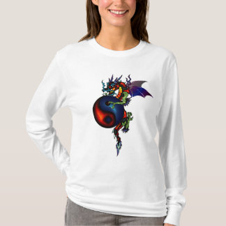 Ying Yang Dragon Shirt