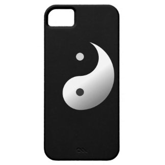 YING YANG iPhone 5 COVER