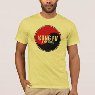 Ying Yang KUNGFU 1.1 T-Shirt