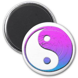 ying yang magnet