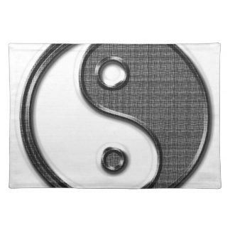 Ying Yang Place Mat