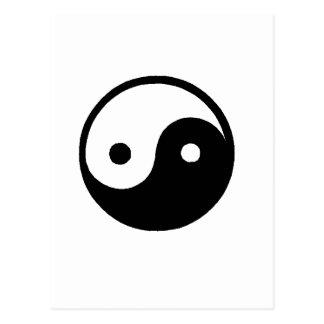 ying_yang post cards