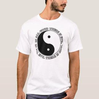 Ying & Yang T Shirt. T-Shirt