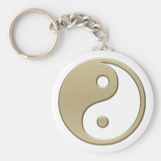 yinyang keychain