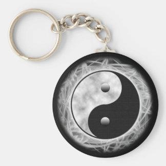 yinyang key chain