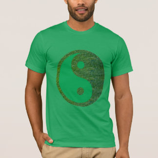 YinYang Style: Women's American Apparel Fine Jerse T-Shirt