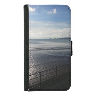 YinYang Summer - Galaxy S5 Wallet Case Sunpyx