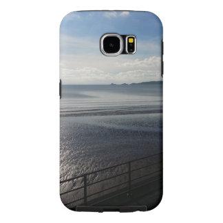 YinYang Summer Galaxy S6 Tough Phone Case Sunpyx
