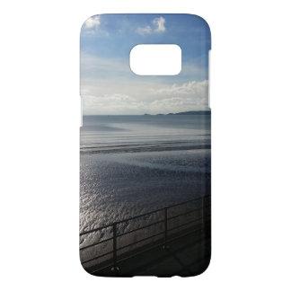 YinYang Summer Galaxy S7 BarelyThere Case Sunpyx
