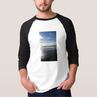 YinYang Summer Mens T-Shirt 3/4 Sleeve Sunpyx