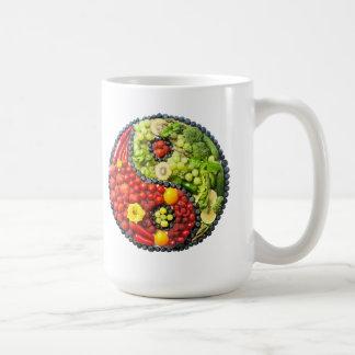 YinYang - Vegan harmony Coffee Mug