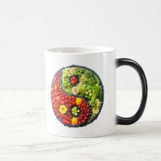 YinYang - Vegan harmony Magic Mug