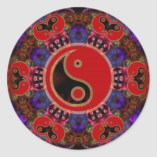 YinYang Wisdom Sticker