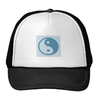 YinYang YIN YANG Balanced Trucker Hat
