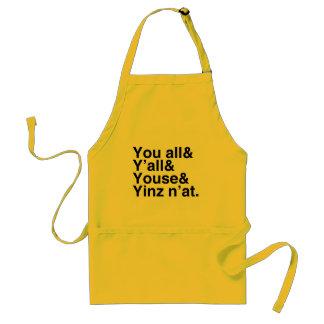 Yinz n'at standard apron
