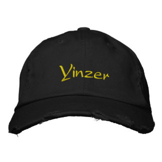 Yinzer Embroidered Hat
