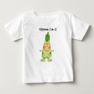 Yippee I'm 1! Baby T-Shirt