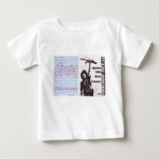 yippie! - chicago aug 1968 flyer baby T-Shirt