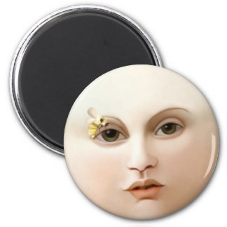 YIP's wasp 2 Inch Round Magnet
